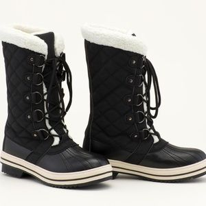 Sociology Women's Fable Lace Front Weather Boots
